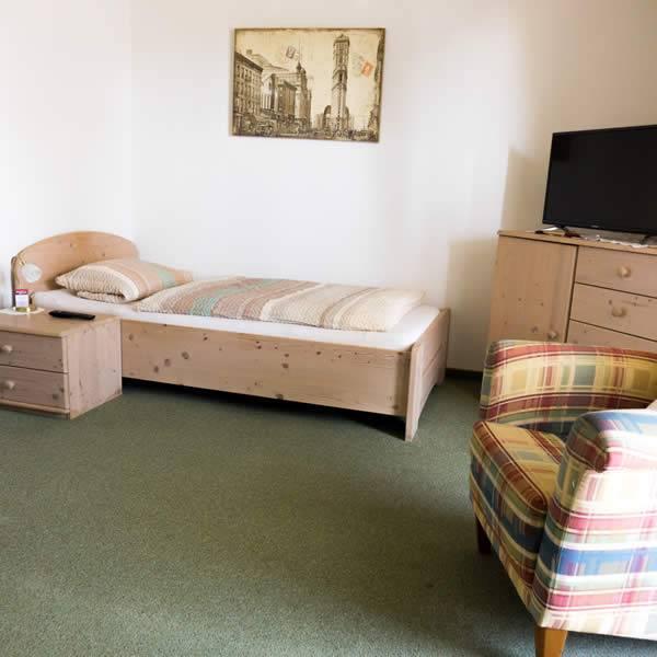 Antdorfer Gästehaus Einzelzimmer